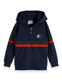 scotch shrunk hoodie 151435 02