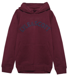 lyle and scott hoodie lsc0468
