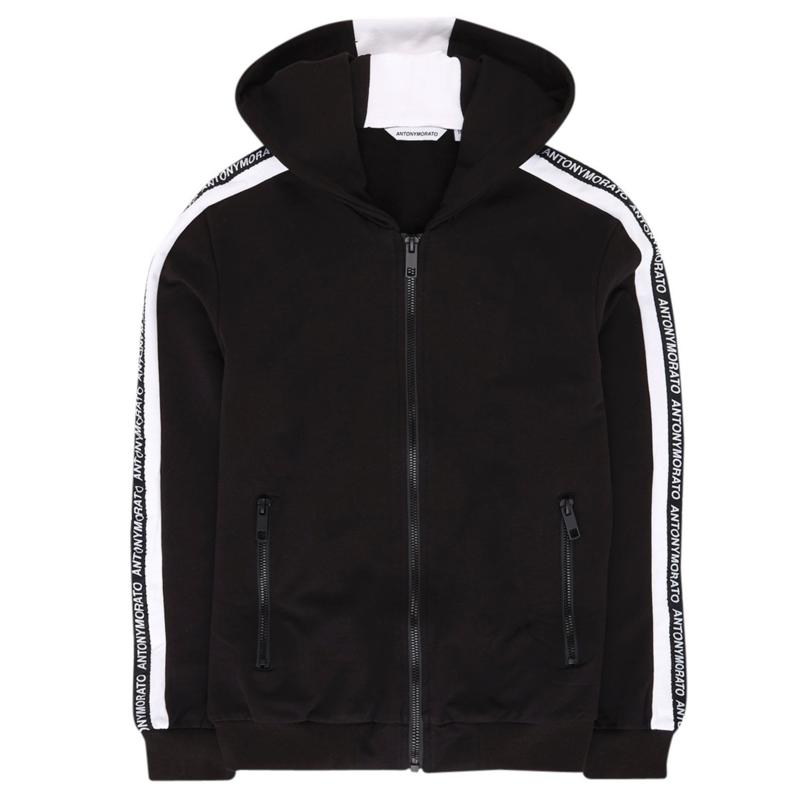 antony morato vest mkfl00245 black
