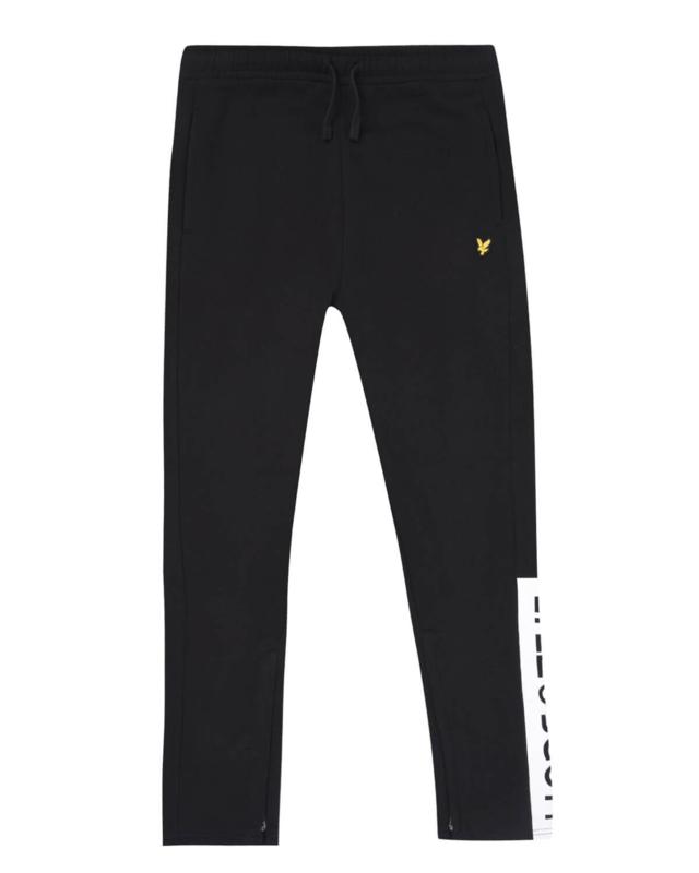 lyle & scott joggings broek LSC0726 black