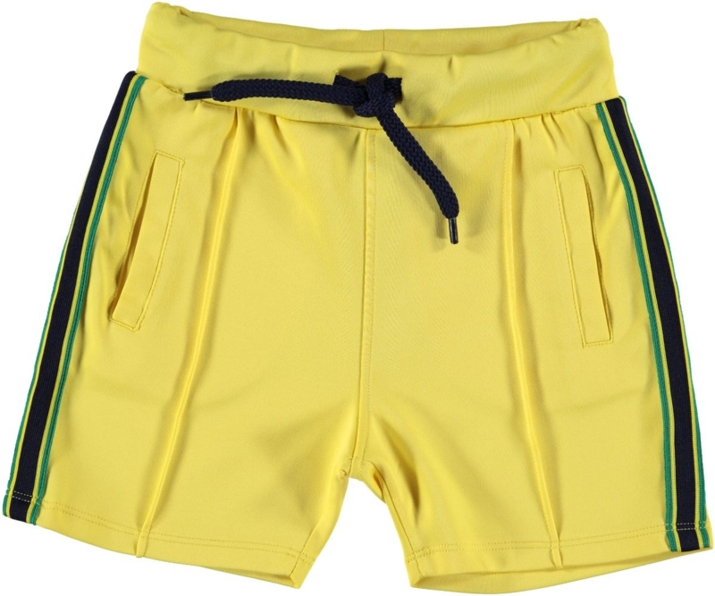 funky xs korte broek bright yellow