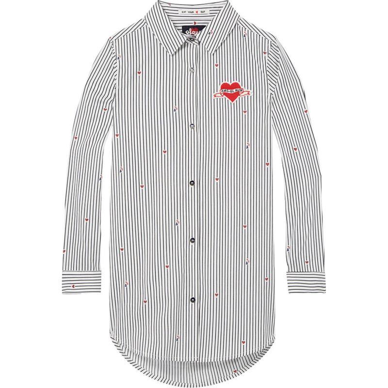 scotch rebelle blouse-jurk 147549