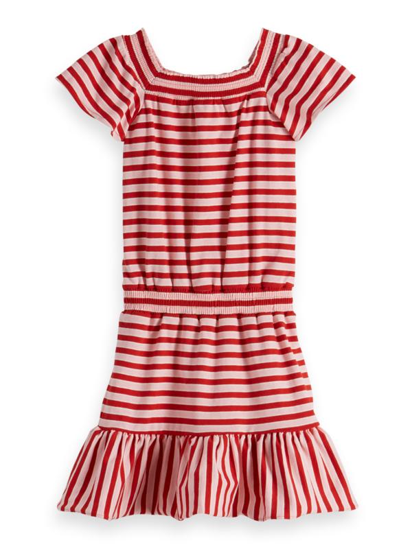 scotch rebelle  jurk 149653-598-