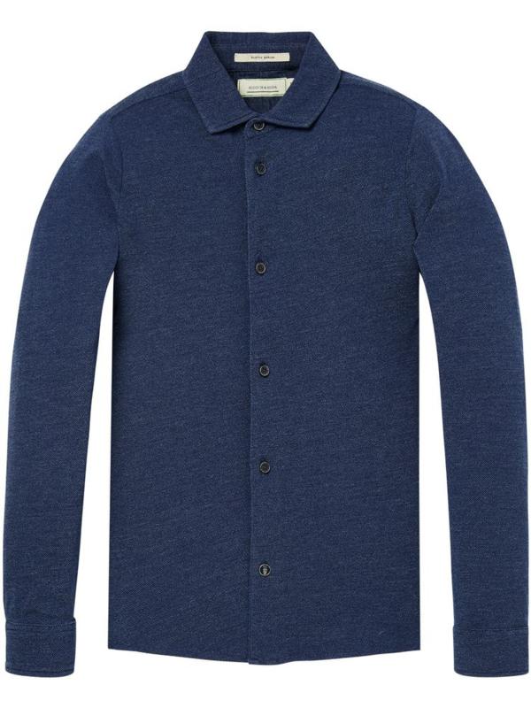 scotch shrunk overhemd 145949-2496