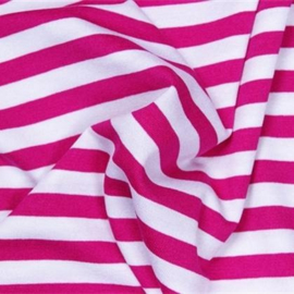 0 A Amanda Leuke damesrok tricot streep