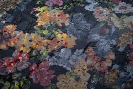 0 a001t tricot bloemen antracietgrijs najaar 2015