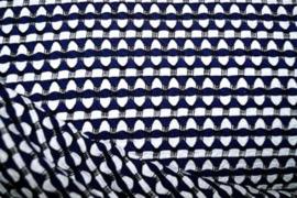 0 a001b16 jacqza tricot donkerblauw