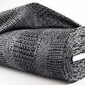 0 a001a7 tricot zwart grijs