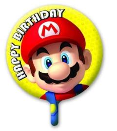 Folie ballon Mario