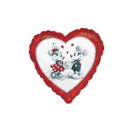 Aktie* Ballon Mickey & Minnie