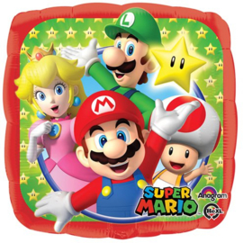Ballon Mario Bros