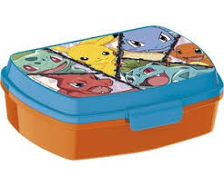 Lunchbox Pokemon