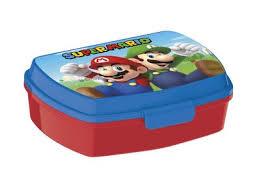 Lunchbox Mario Bros