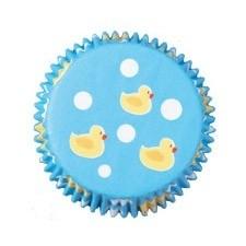 Cupcakevormpjes Ducky pk/100