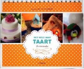 Het Hele Jaar Taart - De Taartenfee