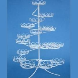PME Cupcake Stand White 19
