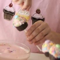 My Little Cupcake Pop Mold