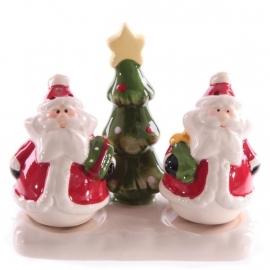 Peper en zout stel Kerstboom