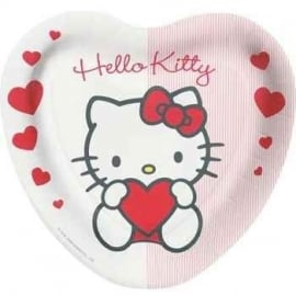 Hello Kitty Bord 23 cm