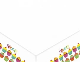 Cupcake Yummie Tafelkleed