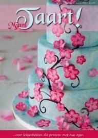 MjamTaart! Taartdecoratie Magazine Lente 2013