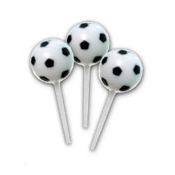 Prikker voetbal (12 stuks)