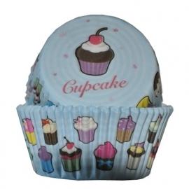 HoM Baking cups Cupcake - pk/50