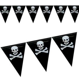 Slinger Piraat zwart