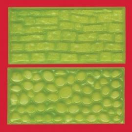 FMM Impression Mats 2 Koppelsteen/stenen muur