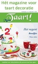Mjam Taart! Taartdecoratie Magazine herfst 2011