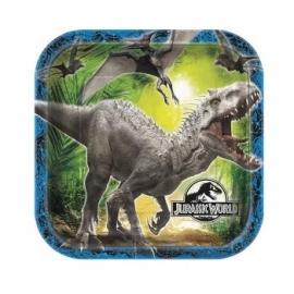 Jurassic World Bord 23 cm