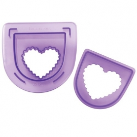 Wilton Heart Cutting Insert