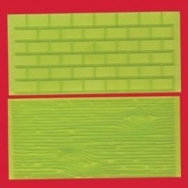 FMM Impression Mats 1 Gemetselde muur/boomnerf