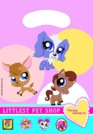 Feestzakje Littlest Pet Shop