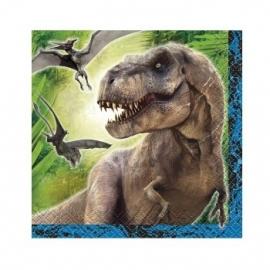 Jurassic World Servetten