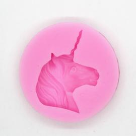 3D mal Unicorn Eenhoorn
