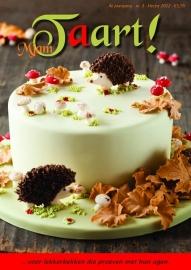 Mjam Taart! Taartdecoratie Magazine herfst 2012