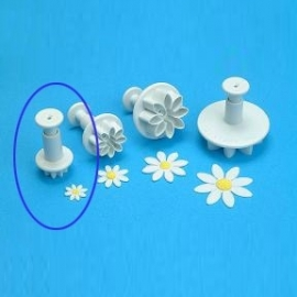 PME Daisy Marguerite plunger cutter 13mm Mini