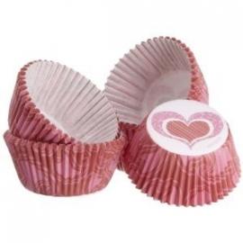 Cupcakevormpjes You Bake Me Smile pk/100