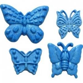 FI Molds Butterfly set/6