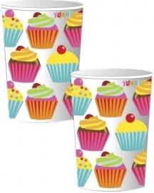 Cupcake Yummie Bekers