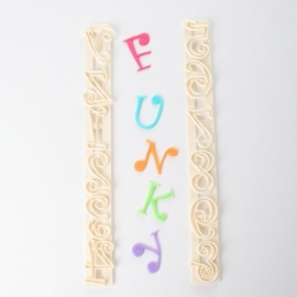 FMM Funky Alphabet & Number Tappits
