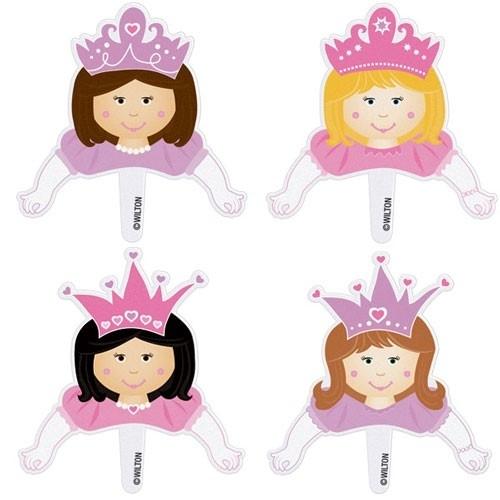 Wilton Fun Pix Princess Pops