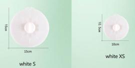Siliconen deksel 10 of 15 cm