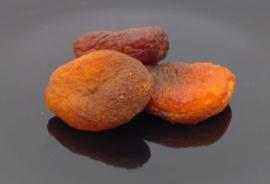 Biologische abrikozen 500 gram (De Nieuwe Band)