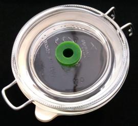 Kefirpot - 1.5 l met waterslot