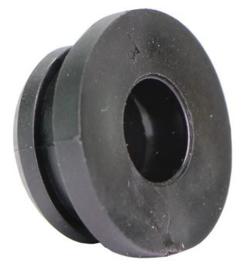 Rubber plug voor waterslot (weckpot)