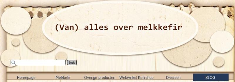 2012 Aug - Melkkefir.nl in nieuw jasje
