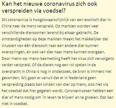 2020, februari - Coronavirus en kefir?