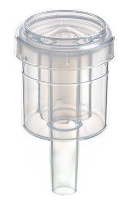 Tweedelig waterslot (compact mini)